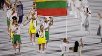 Lietuvos olimpinė komanda (nuotr. SCANPIX)
