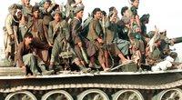 Talibano kariai (nuotr. Vida Press)