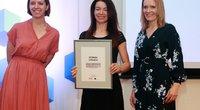 Geidžiamiausio darbdavio apdovanojimai  (nuotr. Tv3.lt/Ruslano Kondratjevo)