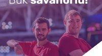 Atstovaukite savo šaliai savanoriaudami FIFA pasaulio salės futbolo čempionate Lietuvoje