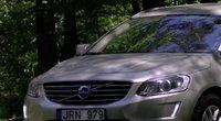 """Autopilotas. Ką verta žinoti prieš tampant naudoto """"Volvo XC60"""" šeimininku (nuotr. stop kadras)"""