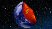 Viena Žemės šerdies pusė auga sparčiau nei kita, dėl to ji krypsta į šoną (nuotr. SCANPIX)