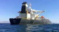 Irano tanklaivis (asoc. nuotr. stop kadras)