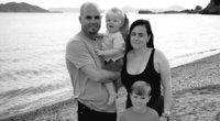 35-erių mamą mirtis ištiko vaikų akivaizdoje: vizitas pas gydytoją buvo atšauktas dėl COVID-19  (nuotr. facebook.com)