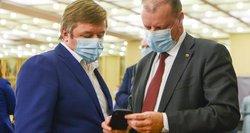 Jei Skvernelis kurtų partiją, finansavimas nebūtų bėda: pasitarnaus Karbauskio reveransas buvusiems partneriams