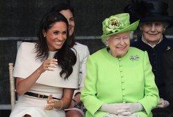 Karališkoje šeimoje gražiausią šypseną turi ne Markle ir karalienė: ar atspėsite, kas?
