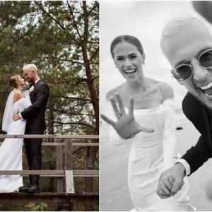 """""""Žemaitukas"""" Linas Vaitkevičius – apie 2 kartus nukeltas vestuves, ypatingą nuotakos suknelę bei kuriozinę situaciją"""