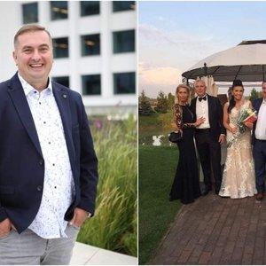 Neseniai vestuves atšokęs Tomas Bagdonavičius susidūrė su nemalonumais: atsidūrė policijos akiratyje