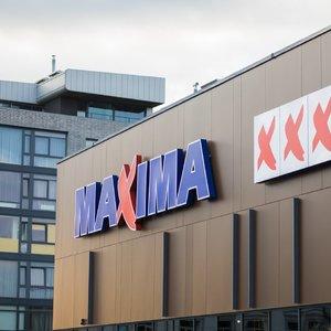 """""""Maxima"""" primena apie parduotuves, kuriose nereikia galimybių paso"""