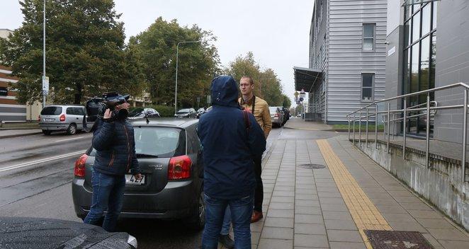 Edita Mildažytė iš areštinės paleista slapčia nuo žurnalistų