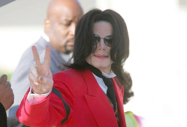 Michael Jackson (nuotr. Vida Press)