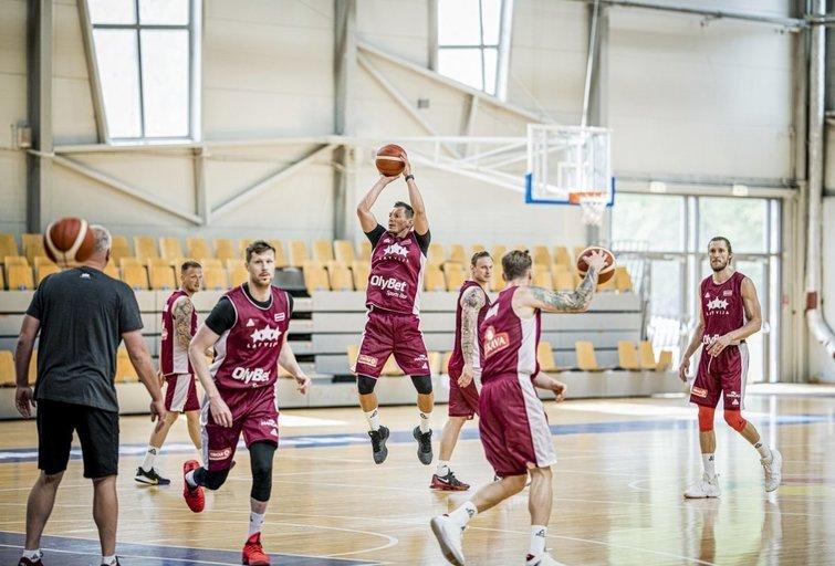 Latviai neturės ryškiausių žvaigždžių (nuotr. Organizatorių)