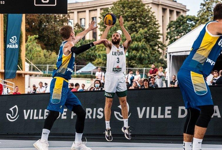 I. Razutis (nuotr. FIBA)