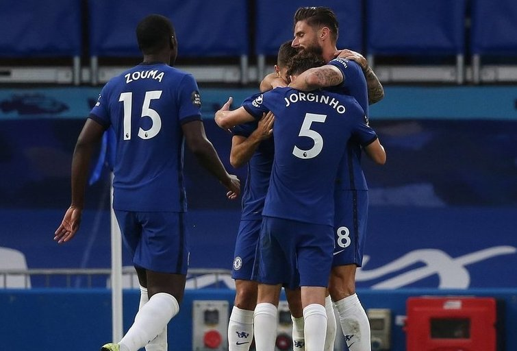 """""""Chelsea"""" įsirašė svarbią pergalę (nuotr. SCANPIX)"""
