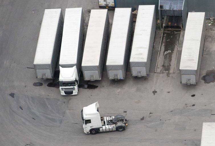 Sugriežtinus reikalavimus nukentėtų LIetuvos transporto sektorius (nuotr. Fotodiena.lt)