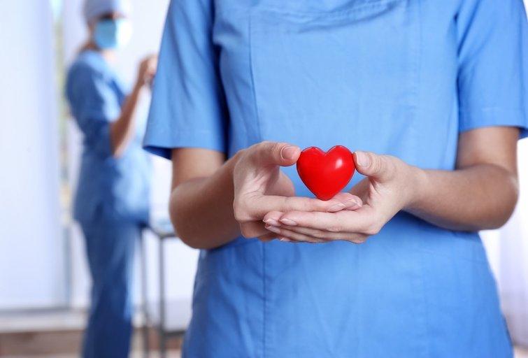Organų donorystė (nuotr. 123rf.com)
