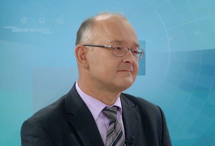VMI viršininkės pavaduotojas Artūras Klerauskas (nuotr. stop kadras)