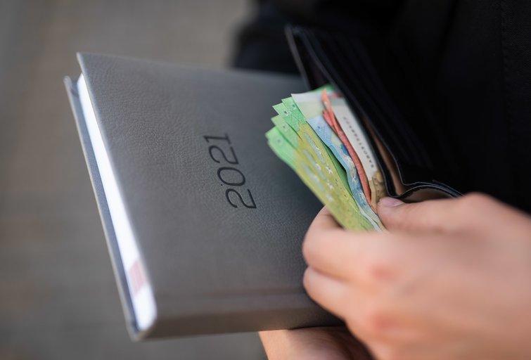 Nuo kitų metų prognozuojami didesni mokesčiai (nuotr. Fotodiena/Justino Auškelio)