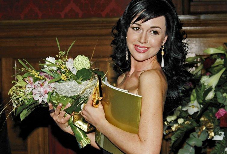 Balandžio 3-ią aktorei Anastasijai Zavorotniuk sukako 50 metų (nuotr. SCANPIX)