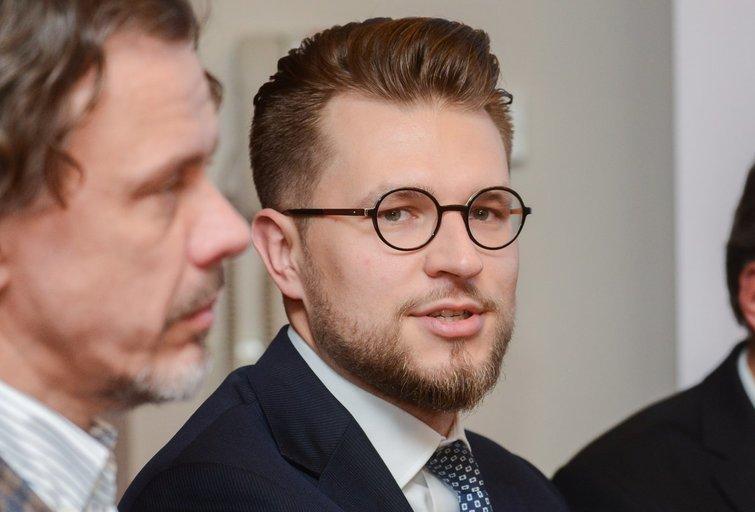 Lukas Savickas (nuotr. Fotodiena)