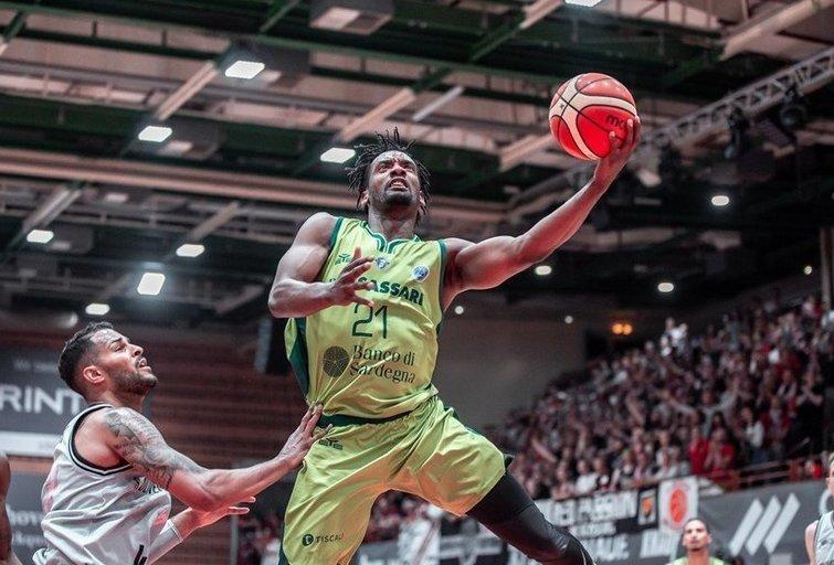 Dyshawnas Pierre'as. (nuotr. FIBA Europe)