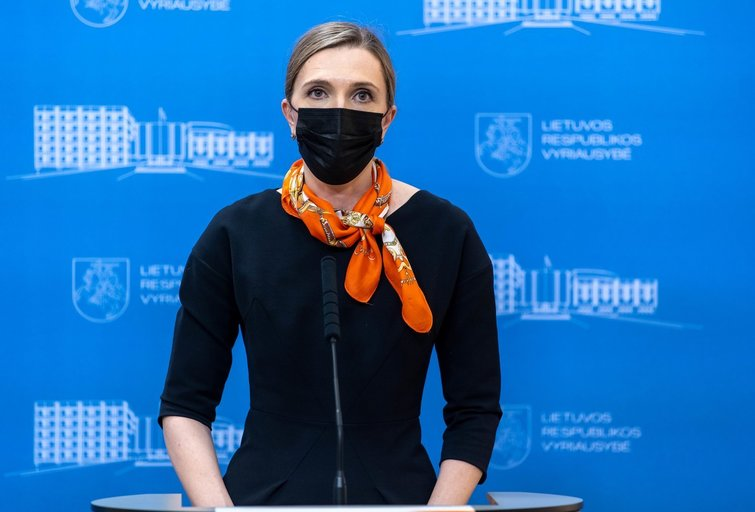 Agnė Bilotaitė (LRVK   Laima Penek)