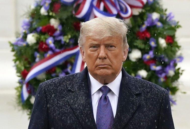 Donaldas Trumpas (nuotr. SCANPIX)