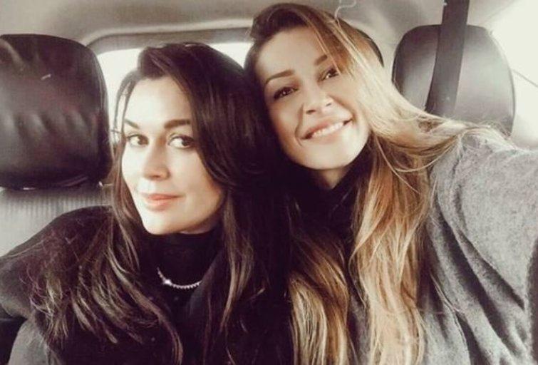 Anna Zavorotniuk ir Anastasija Zavorotniuk (nuotr. Instagram)