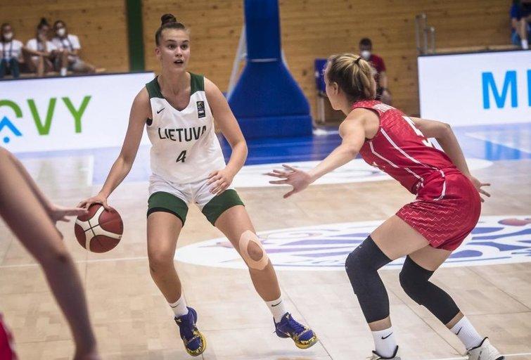 J. Jocytė (nuotr. FIBA)