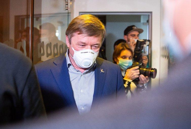 Ramūnas Karbauskis (Irmantas Gelūnas/Fotobankas)