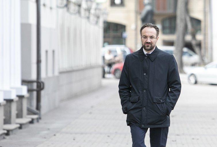 Gediminas Šimkus (Paulius Peleckis/Fotobankas)
