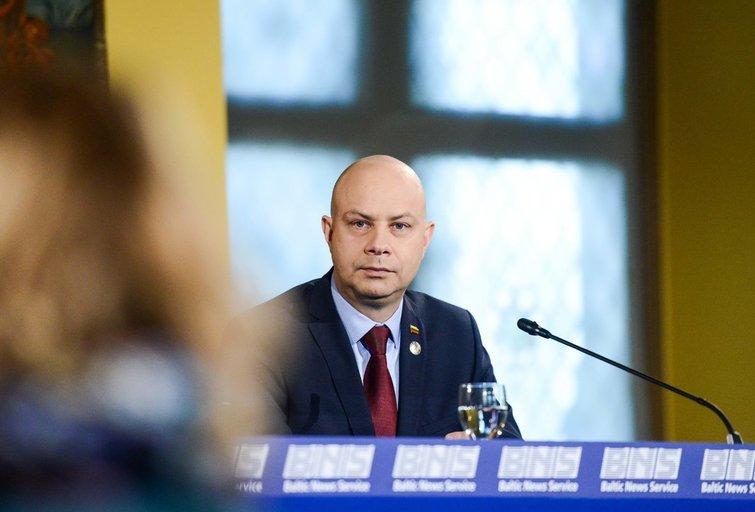 Aurelijus Veryga (nuotr. Fotodiena/Justino Auškelio)