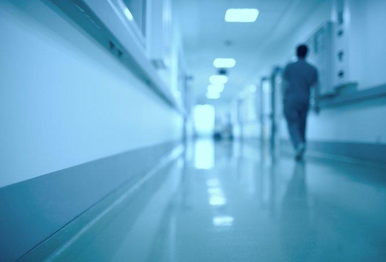 Ligoninėje (nuotr. 123rf.com)
