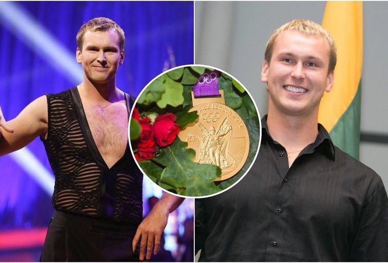 Karjerą baigęs olimpietis Šuklinas save atrado kitur: kanoją padėjo į šalį (nuotr. tv3.lt)