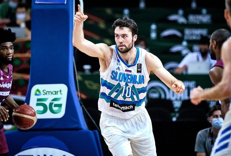 M. Tobey (nuotr. FIBA)