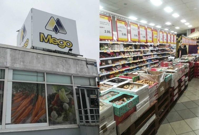 """Prekybos tinklas """"Mego"""" Audriaus Bareišio nuotr."""
