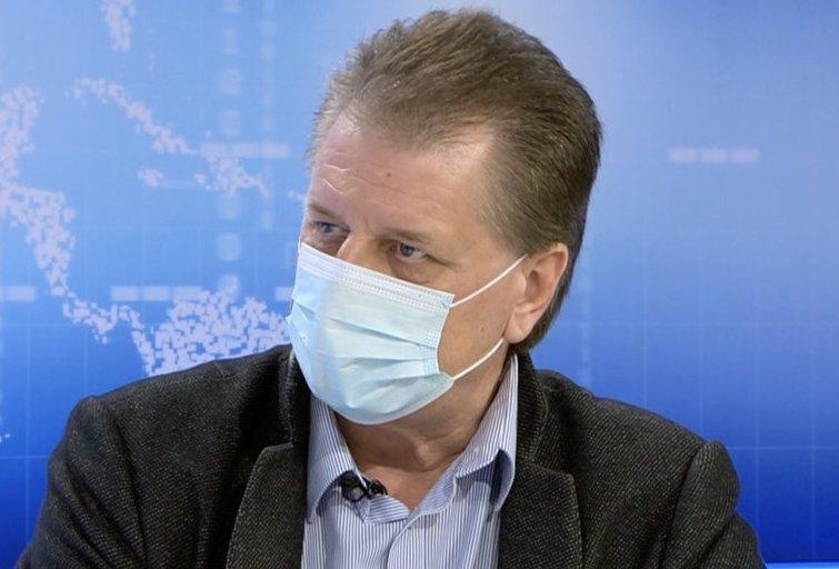 Buvęs ULAC vadovas Saulius Čaplinskas
