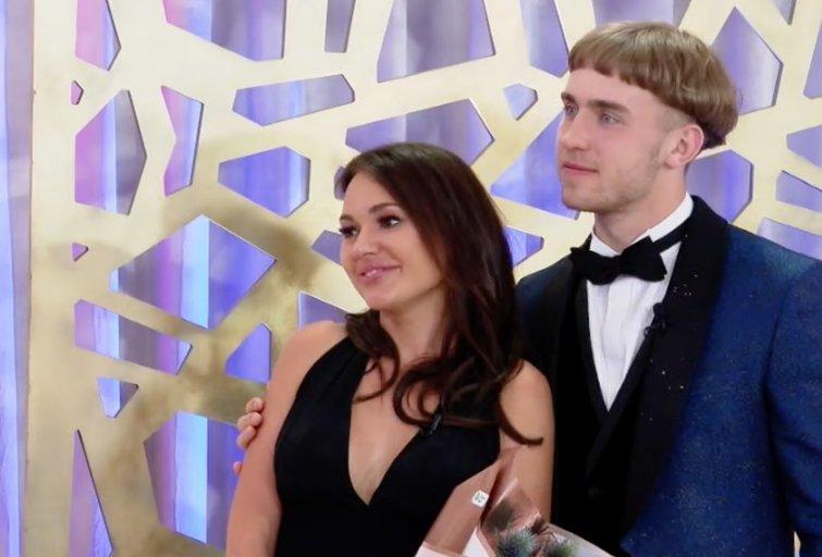 """""""Meilė be sienų"""" finalas (nuotr. TV3)"""