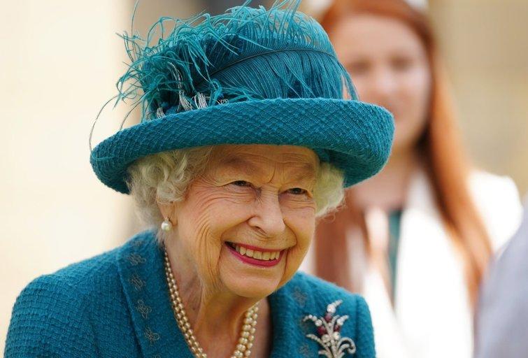 Elžbieta II. (nuotr. SCANPIX)