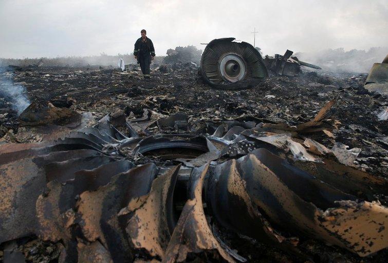 MH17 lėktuvo katastrofa (nuotr. SCANPIX)