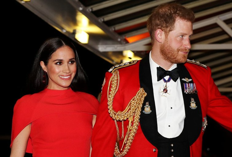 Princas Haris ir Meghan Markle  (nuotr. SCANPIX)