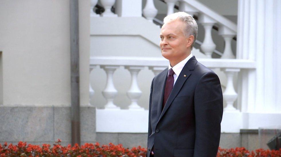 Nausėda apie metus prezidento kėdėje: vienintelę klaidą įvardijo Narkevič paskyrimą