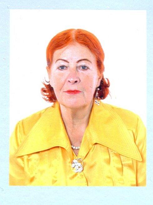 Goda Ferensienė (Nuotr. Lietuvos žurnalistų sąjungos)