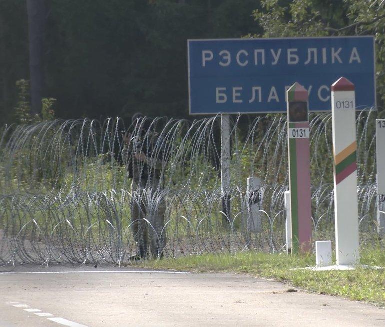 Pasienis su Baltarusija