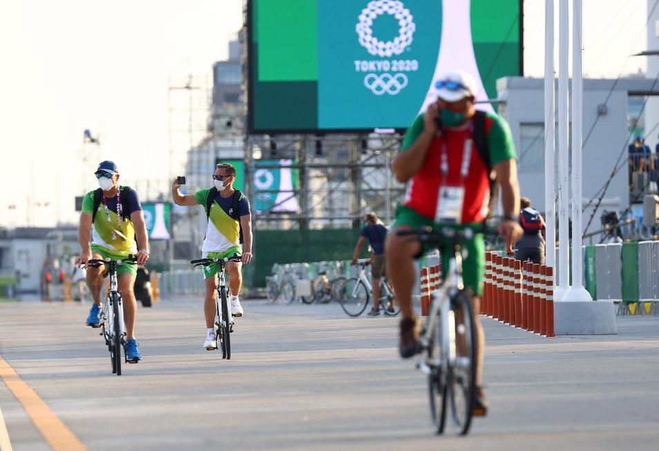 Viskas, ką reikia žinoti apie Tokijo vasaros olimpinių žaidynių atidarymo ceremoniją