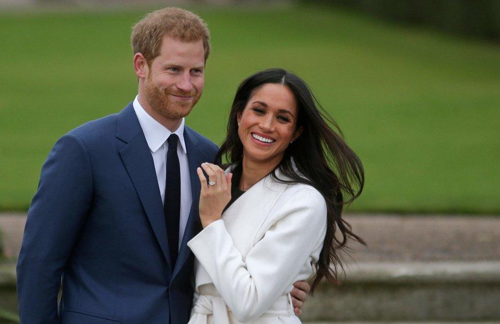 Princas Haris ir Meghan Markle