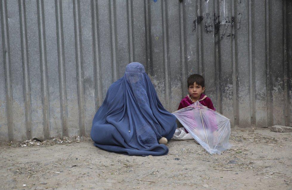 Moteris Afganistane