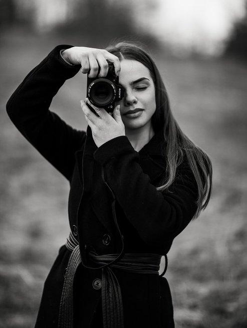 Vestuvių fotografė Vilgailė Petrauskaitė