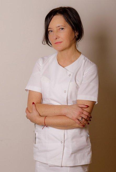 Gyd. akušerė-ginekologė Daiva Keršulytė