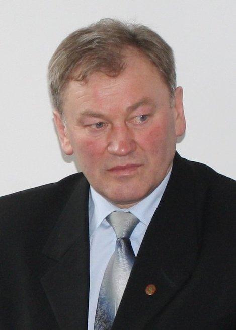 Kalvarijos meras Vincas Plikaitis